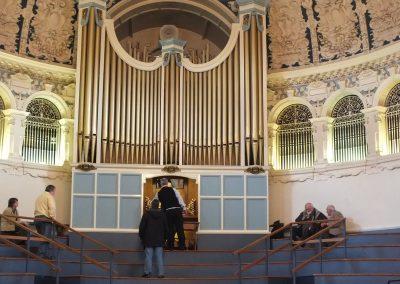 Oxford Town Hall Organ