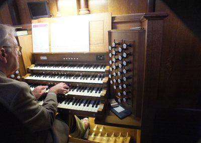 Keble College Chapel Organ